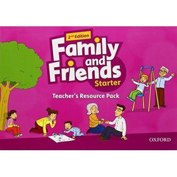 FAMILY & FRIENDS 2ED STARTER TEACHER'S RESOURCE PACK