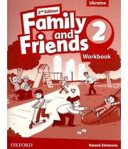 FAMILY & FRIENDS 2ED 2 WORKBOOK FOR UKRAINE