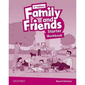 FAMILY & FRIENDS 2ED STARTER WORKBOOK