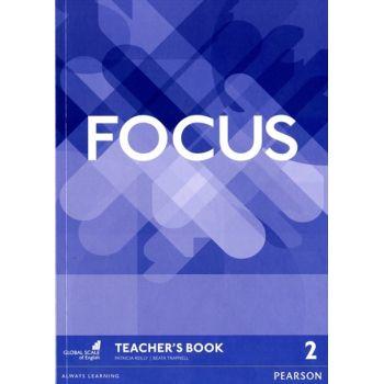 Focus 2 Teacher's Book + DVD-ROM