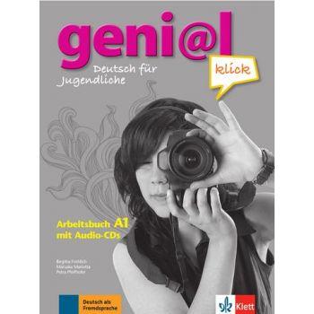 geni@l klick A1, Arbeitsbuch+CD
