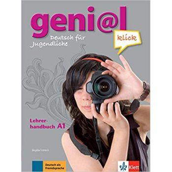 geni@l klick A1,  Lehrerhandbuch+integr. KB