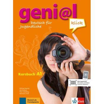geni@l klick A1, Kursbuch+2 CDs