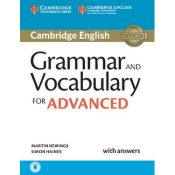Cambridge Grammar and Vocabulary for Advanced with answers and Downloadable Audio