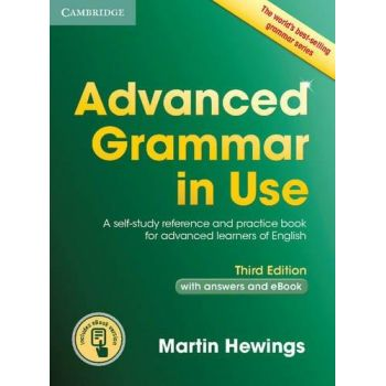 Advanced Grammar in Use Third Edition with answers and eBook