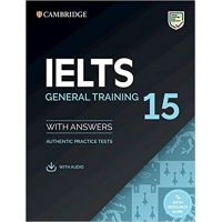 Cambridge IELTS 15 General - Authentic Practice Tests with Resources Download