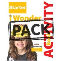 i-WONDER STARTER ACTIVITY BOOK with DigiBooks app