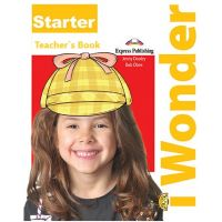 i-WONDER STARTER TEACHER'S BOOK (WITH POSTERS)