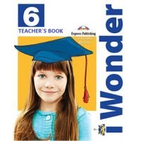 i-WONDER 6 TEACHER'S BOOK (WITH POSTERS)