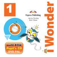 i-WONDER 1 PUPIL'S DVD