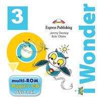 i-WONDER 3 PUPIL'S CDs mp3