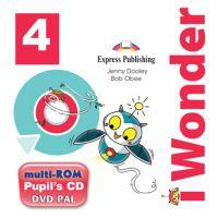 i-WONDER 4 PUPIL'S CDs mp3