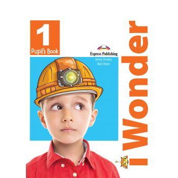 i-WONDER 1 PUPIL'S BOOK