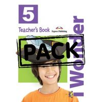 i-WONDER 5 TEACHER'S BOOK (WITH POSTERS)