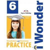 i-WONDER 6 VOCABULARY & GRAMMAR PRACTICE
