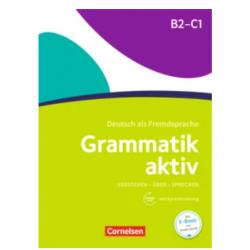 GRAMMATIK: GRAMMATIK AKTIV B2-C1 MIT AUDIOS ONLINE