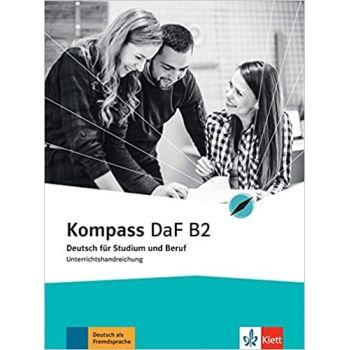 Kompass DaF B2, Unterrichtshandreichungen