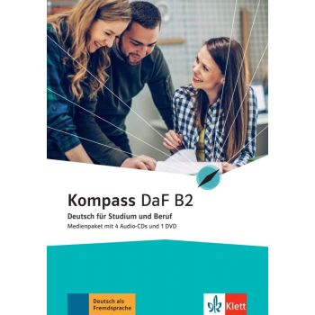 Kompass DaF B2 Medienpaket