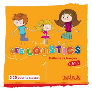 Les Loustics 1: CD audio classe