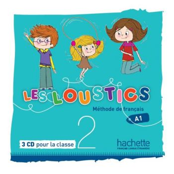 Les Loustics 2: CD audio classe