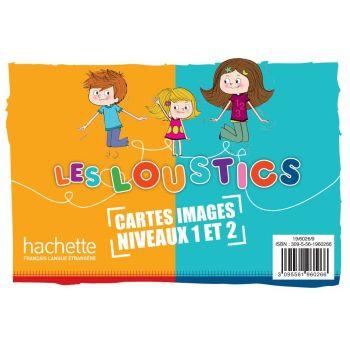 Les Loustics 1 & 2: Cartes images en couleurs (x200)