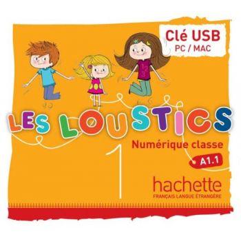 Les Loustics 1: Manuel numérique interactif pour l'enseignant