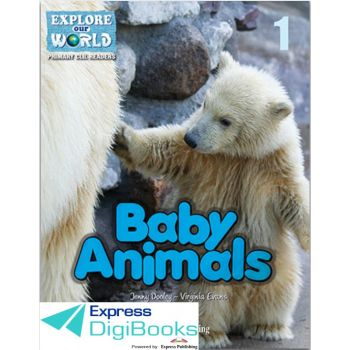 BABY ANIMALS (EXPLORE OUR WORLD) DIGIBOOKS APPLICATION