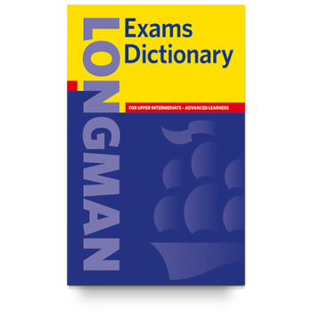 Longman Exams Dictionary+CD-Rom