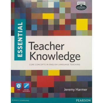 Essential Teacher Knowledge Book + DVD