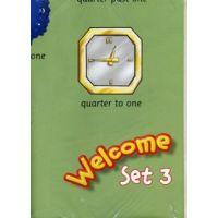 WELCOME POSTERS SET 3 PACK