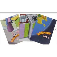 WELCOME POSTERS SET 4 PACK