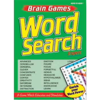 Brain Games Word Search 2-EXPERT