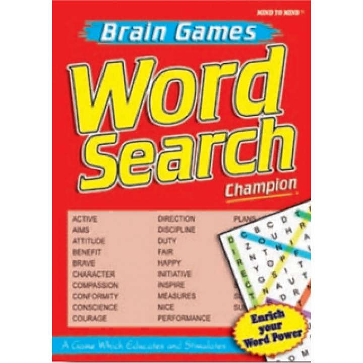 Brain Games Word Search 3-CHAMPION