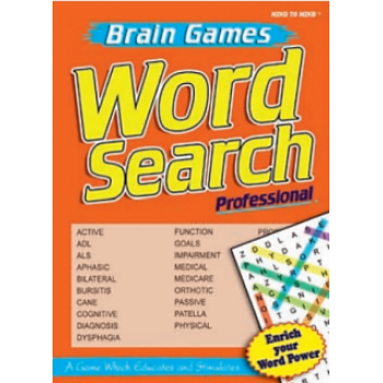 Brain Games Word Search 4-PROFESSIONAL