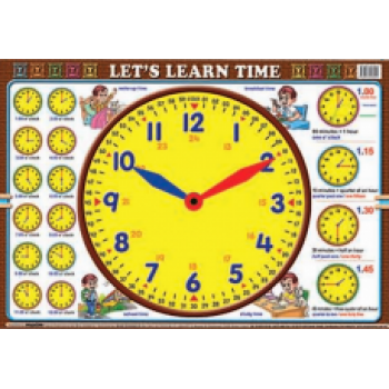Let's Learn Time