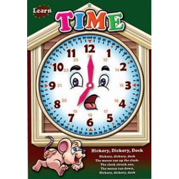 Let's Learn Time LEARN TIME