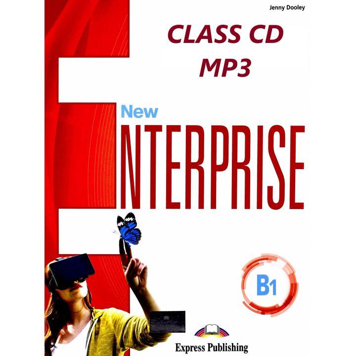 NEW ENTERPRISE B1 MP3 CD