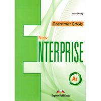 NEW ENTERPRISE A1 GRAMMAR BOOK
