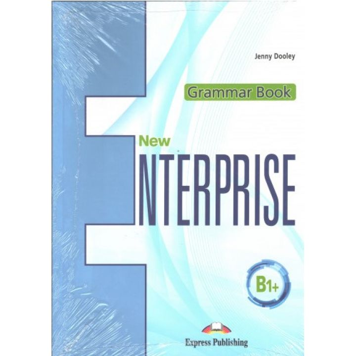 NEW ENTERPRISE B1+ GRAMMAR BOOK
