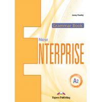 NEW ENTERPRISE A2 GRAMMAR BOOK