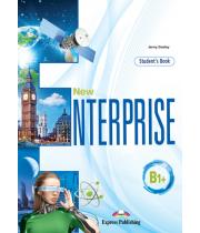 NEW ENTERPRISE B1+ STUDENT'S BOOK