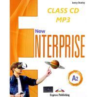 NEW ENTERPRISE A2 MP3 CD