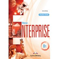 NEW ENTERPRISE B1 TEACHER'S BOOK