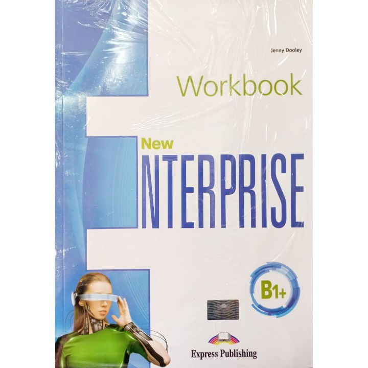 NEW ENTERPRISE B1+ WORKBOOK