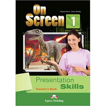 ON SCREEN 1 PRESENTATION SKILLS TEACHERS BOOK