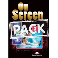 ON SCREEN 3 STUDENTS BOOK INTERNATIONAL (WITH DIGIBOOK APP)