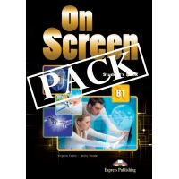 ON SCREEN B1 STUDENT'S BOOK INTERNATIONAL (WITH DIGIBOOK APP)
