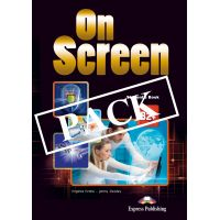 ON SCREEN B2+ STUDENTS PACK 3 REVISED WITH  DIGIBOOK APP AND WRITING BOOK
