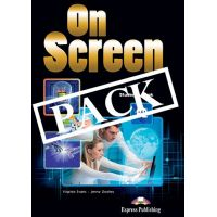 ON SCREEN B2 STUDENTS PACK 3 REVISED WITH WITH DIGIBOOK APP AND WRITING BOOK