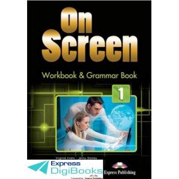 ON SCREEN 1 WORKBOOK AND GRAMMAR BOOK  DIGIBOOK APPLICATION INTERNATIONAL